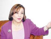 الدكتورة كاميليا صبحى  وكيل أول وزارة الثقافة للعلاقات الخارجية