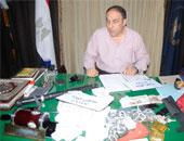 اللواء السيد جاد الحق  مساعد الوزير مدير الإدارة العامة لشرطة النقل والمواصلات
