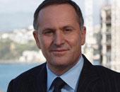 جون كاى رئيس وزراء نيوزلندا السابق