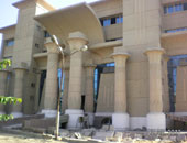 المدينة الطلابية بجامعة عين شمس