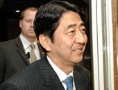رئيس الوزراء اليابانى شينزو آبى