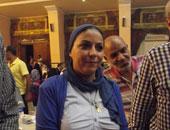 الناشطة السياسية إسراء عبد الفتاح