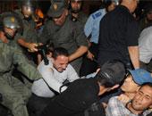 الشرطة المغربية - أرشيفة