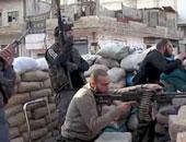 عناصر مسلحة فى سوريا