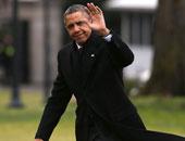 الرئيس الامريكى باراك أوباما