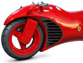 دراجة بخارية - أرشيفية