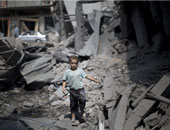 حرب غزة / أرشيفية
