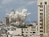 جانب من الاعتداءات الإسرائيلية على قطاع غزة
