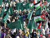 الاحتفالات فى شوارع غزة بسبب الهدنة - أرشيفية