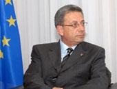 الدكتور مصطفى البرغوثى الأمين العام لحركة المبادرة الوطنية الفلسطينية