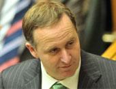 رئيس وزراء نيوزيلندا جون كى