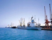 ميناء البحر الأحمر -أرشيفية