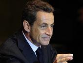 الرئيس الفرنسى السابق ساركوزى
