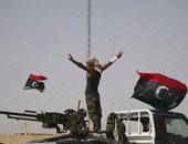 الحرب فى ليبيا - صورة أرشيفية