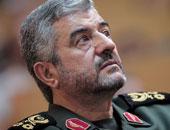 قائد الحرس الثورى الإيرانى محمد على جعفرى