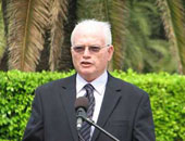 عضو طاقم المفاوضات الإسرائيلى فى القاهرة عاموس جلعاد
