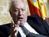 خوسيه مانويل جارسيا وزير الخارجية الإسبانى