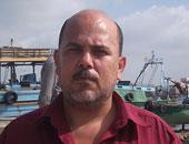 أحمد نصار نقيب الصيادين بكفر الشيخ