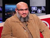 خالد سعيد المتحدث باسم الجبهة السلفية