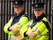 الشرطة فى أيرلندا ـ صورة أرشيفية