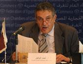 أحمد الوكيل رئيس اتحاد الغرف التجارية المصرية