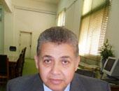 الدكتور أشرف الشيحى رئيس الجامعة