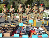 معدات عسكريه - أرشيفية