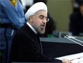 الرئيس الايرانى حسن روحانى