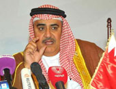 الشيخ خالد آل خليفة وزير خارجية البحرين