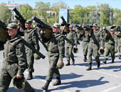 """قوات روسية بالقرم """"أرشيفية"""""""