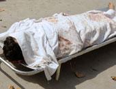 جثة مغطاة – أرشيفية
