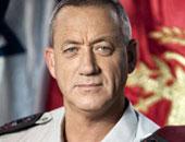 رئيس الأركان الإسرائيلى الجنرال بينى جانتس