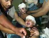 جرائم حرب غزة