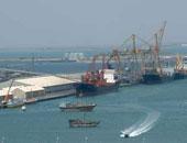 ميناء بور توفيق بالسويس - صورة أرشيفية