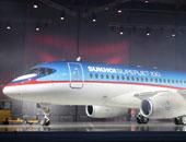 طائرة سوخوى سوبرجيت الروسية