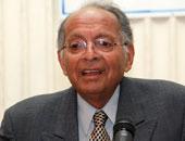 رفعت السعيد رئيس المجلس الاستشارى لحزب التجمع