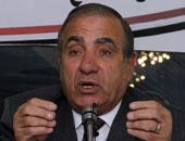 اللواء أبو بكر الجندى رئيس الجهاز المركزى للتعبئة والإحصاء