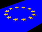 لشعار دول لاتحاد الأوروبى - أرشيفية