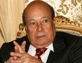 الدكتور ثروت بدوى استاذ القانون الدستورى بجامعة القاهرة