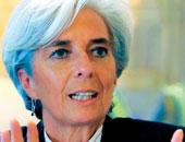 مديرة صندوق النقد الدولى كريستين لاغارد