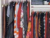 ملابس مرتبة