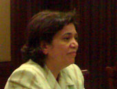 الدكتورة إيناس أبو يوسف أستاذ الإعلام