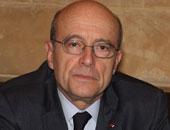 وزير خارجية فرنسا جوبيه