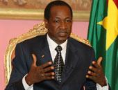 رئيس بوركينا فاسو بليز كومباورى