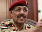 على محسن الأحمر مستشار الرئيس اليمنى