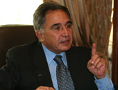 الدكتور شريف عمر أستاذ الأورام بجامعة القاهرة