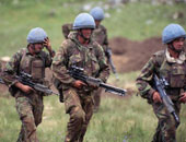 قوات حفظ السلام - صورة أرشيفية