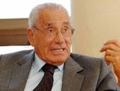الكاتب الصحفى الكبير محمد حسنين هيكل
