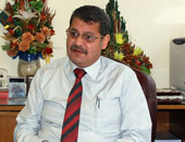 عمرو مصطفى نائب الرئيس التنفيذى لهيئة البترول