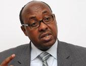 السفير محمود درير غيدى سفير إثيوبيا لدى مصر
